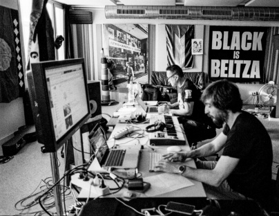 Black is beltza MUSIKA