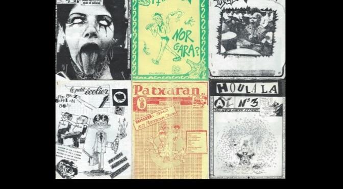 Ipar Euskal Herriko fanzineen urrezko urteak (1986-1994)