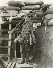 Chaplin soldier twitter