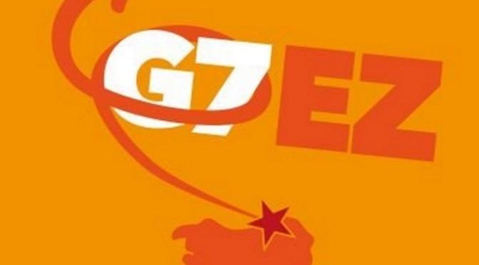 """""""G7 Ez!"""" motorrak berotzen"""